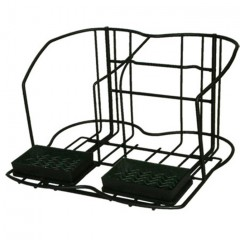 Side-by-Side Airpot Rack for 2 Airpots
