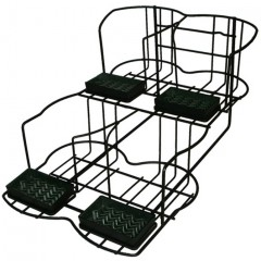 Inline Airpot Rack for 4 Airpots