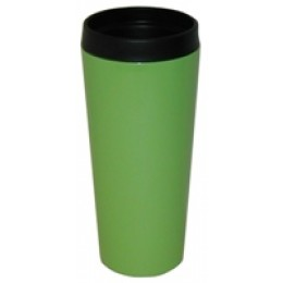 Stainless Steel Insulated Travel Mug 14 oz Green