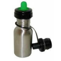 Kids Stainless Steel Water Bottle 12 oz Green
