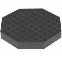 Drip Tray Black Plastic