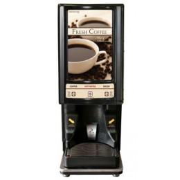 Newco LCD-2 Liquid Dispenser 2 Selection, Hot Button Operation Backlit 120V