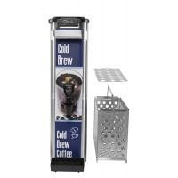 Newco 805169 Cold Brew Coffee 3.5 Gal Skinny Kit