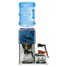 Newco KB-3 Bottled Water Brewers 3 Lower Inline Glass Bowl