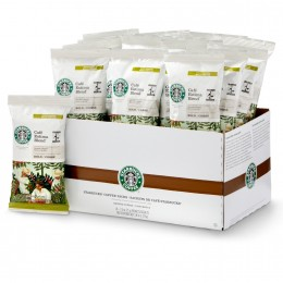 Starbucks Cafe Estima Portion Packs, 2.5oz Each, 72 Total