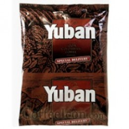Yuban 100% Colombian Single Serve Packs, 1.5oz Each, 42 Total