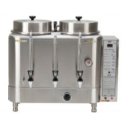 Curtis Urn Brewer Twin 3 Gallon 120/220V